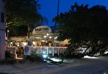Restaurants On St John