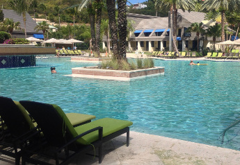Main pool at the Westin St John Resort